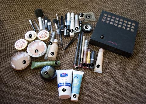 Makeupcollection